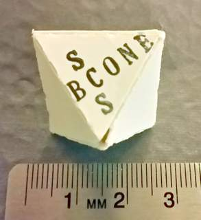small-short-bicone